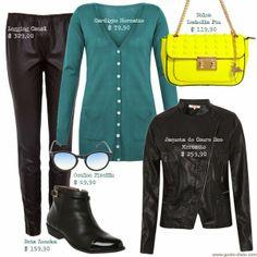 Must have: Jaqueta de couro - Como usar jaqueta de couro