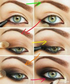 Perfect Smoky Eye, something I can never get done right |D