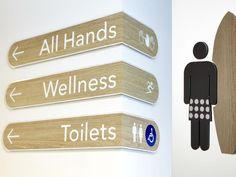 LinkedIn, Headquarters, Martin Place, Sydney, Wayfinding, placemaking, environmental branding, signage