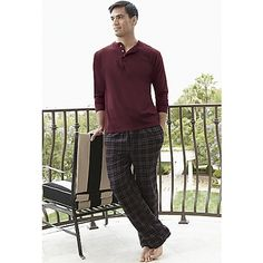 Men's Lounge Set - M in Holiday 2012 from Ginnys on shop.CatalogSpree.com, my personal digital mall.