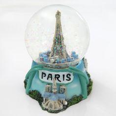 Paris Snow Globe   I want to go get one. In Paris. Soon.
