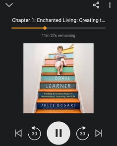 My new listen! I don't have any background experience with , but I'm excited to hear what she has to say! Im Excited, Logs, Homeschooling, Brave, Teaching, Sayings, Inspiration, Instagram, Biblical Inspiration