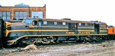 New Haven Alco DL-109 with nose/door modification | by torinodave72
