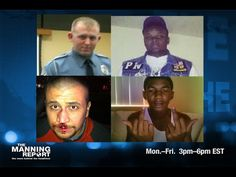 Mike Brown's Family Calls For Darren Wilson Arrest – Identical Arguments Used By Same Team Against George Zimmerman…   The Last Refuge