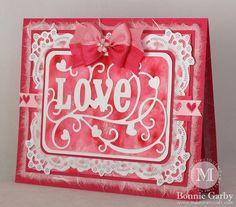 Really Reasonable Ribbon Blog: Love....