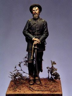 Lieutenant of the 4th Iowa, 1864 (Sherman's Army)