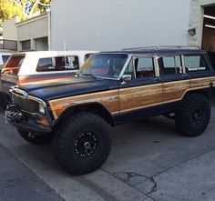 Jeep Wagoneer.