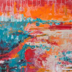 "Saatchi Online Artist Svetlana  Khomyakova; Painting, ""August"" #art"
