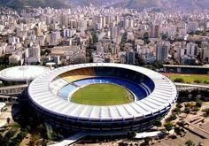 Maracana, Rio de Janeiro, World Cup