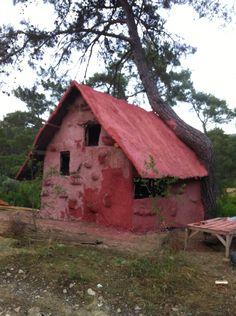 Toprak ev, horosan harcı, olympos