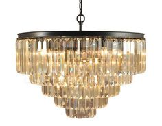 Люстра ADAMANT 5 RING CHANDELIER http://www.abitant.com/products/lyustra-adamant-5-ring-chandelier-gramercy-home-2014-ch015-19-abg