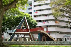 playground in Singapore - Jerome Lim, the long and winding road