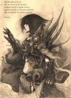 Beyond the Veils by ~eterna2 on deviantART