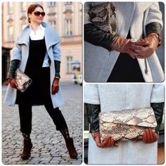 I love details, contrasts and unexpected combinations of colors, materials and patterns. So let's focus on them :)
