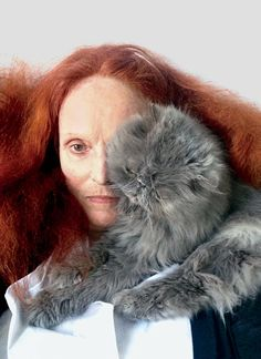 Grace Coddington, The Fragrance! The Legendary Vogue Editor on Her New Perfume—And Her Favorite Scent Memories