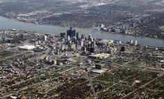 La ciudad de Detroit