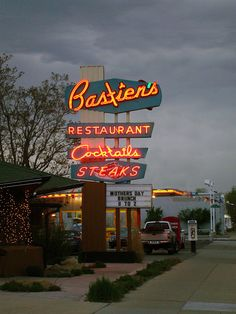 Bastien's Restaurant...Denver, Colorado