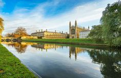 Cambridge, England, UK - Pajor Pawel/Shutterstock England Uk, Cambridge England, Weekend Breaks, Top Destinations, Most Beautiful Cities, Africa Travel, Virtual Tour, Natural Wonders, The World's Greatest