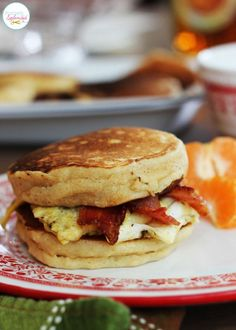 """Homemade McGriddles sandwiches made with buttermilk pancakes was at the top of Pinployee Kathleen Chen's list.  """"I always have a hard time deciding whether I want something savory or sweet... I think McDonald's is on to something with the McGriddle."""""""