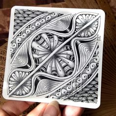Lily's Tangles: Weekly tiles