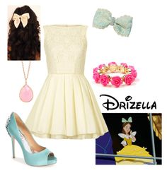 """""""Disney - Drizella"""" by briony-jae ❤ liked on Polyvore"""