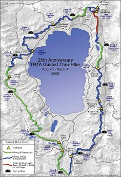 Hike the Tahoe Rim Trail: Insider Tips on Planning a Trip