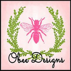 Obee Designs...Fun Funky Feminine French items by Obeedesigns