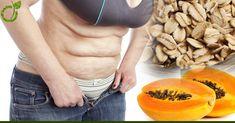 Prepara este licuado para desinflamar tu vientre y bajar de peso.La Papaya, conocida también como lechosa, es una fruta tropical de forma ovalada...