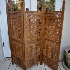 Image result for perforated indian furniture