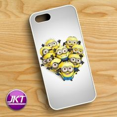Minions 005 - Phone Case untuk iPhone, Samsung, HTC, LG, Sony, ASUS Brand #minions #phone #case #custom #phonecase #casehp