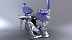 moderna silla de torturas