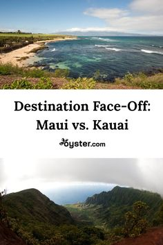 With pretty beaches, beautiful weather, and a wealth of activities, Maui and Kauai have a lot in common. However, once you take a closer look, you'll see that there's more to the picture. Let's get down to the nitty-gritty of what sets these two dream vacation spots apart.