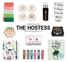 Cheers! A gift guide for the hostess with the mostess in your life!