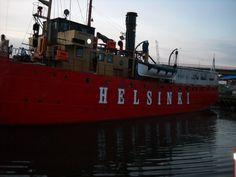 The lighthouse ship S / S Helsinki 1912-2013 and still go on ...