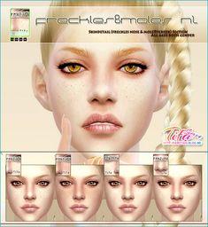 Freckles & Moles Set N2 : 네이버 블로그