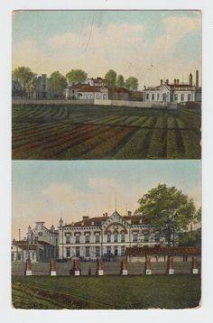 vana postkaart 1915 - Reval - Raudtee tehnika kool