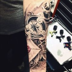 Top 75 Best Forearm Tattoos For Men – Cool Ideas And Designs