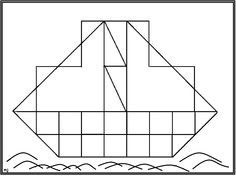 * Mozaïek: Op gekleurd papier afdrukken mozaïek erop laten leggen of laten op- na-plakken. 8-9