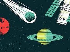 Image result for meteor illustration
