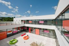 MAGK + illiz architektur: childcare center, maria enzersdorf