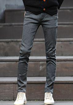 Brushed pants 기모바지