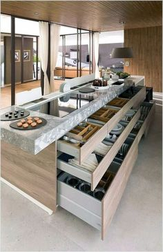 how and where to put an ikea central island in the kitchen… # Küche ikea Modern . - how and where to put an ikea central island in the kitchen… # Küche ikea Modern Resume Template - Kitchen Island Decor, Kitchen Island With Seating, Kitchen Room Design, Home Decor Kitchen, Interior Design Kitchen, Kitchen Furniture, Home Kitchens, Kitchen Ideas, Kitchen Island Storage