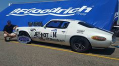 A big congrats to our friend Brian Finch for earning the 2015 Grand Champion title in the Early Model class, at this past weekend's Ohio Musclecar Challenge! Brian dominated his class, winning all three events (Track Cross, Road Race, and Autocross) in his 800HP LS7-powered '71 Camaro on Detroit Speed suspension, JRi Shocks, Baer Brakes, and BFGoodrich Tires on Forgeline GT3C Concave wheels!  ‪#‎Forgeline‬ ‪#‎GT3C‬ ‪#‎notjustanotherprettywheel‬ ‪#‎madeinUSA #Chevy #Camaro