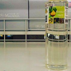 The original eau de Colognes 1812 haydar refreshing lemon