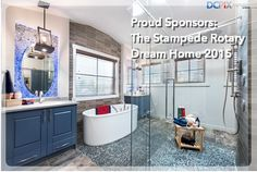 On the Simple Blog - Simple Spaces is long time, proud sponsors of the Calgary Stampede Rotary Dream Home.
