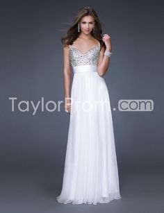 US $159.99 2014 Style Empire Sweetheart Sleeveless Floor-length Chiffon Bridesmaid / Evening Dresses / Prom Dresses