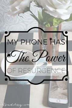 My phone has the power of resergence! Find out how what kind of PhoneWrecker you are via www.artsandclassy.com #ad @otterbox