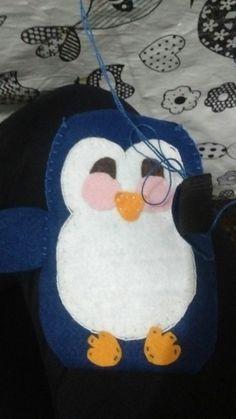 Capinha de celular Pinguim