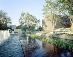 Nasher Sculpture Centre in Dallas, TX by PWP Landscape Architecture