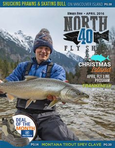 Read our latest North 40 Fly Shop eMAG!!